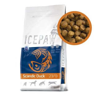 ICEPAW Scandic Duck Dry Food 14kg