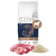 ICEPAW Lamb & Rice Dry Food 15kg