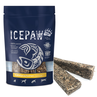 ICEPAW Cod Slices 4 pcs