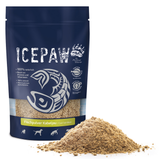 ICEPAW Fish Powder 200g