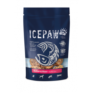 ICEPAW Snack Redfish Skin
