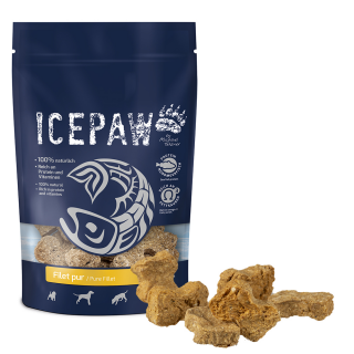 ICEPAW Leckerli Filet pur