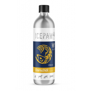 ICEPAW Cod Oil 250 ml