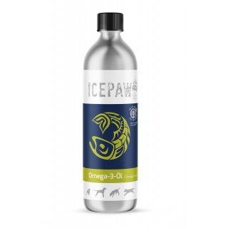 ICEPAW Omega-3 Oil 500 ml