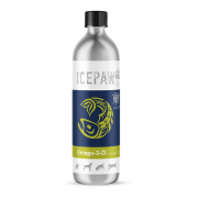 ICEPAW Omega-3 Oil 1000 ml