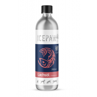 ICEPAW Salmon Oil 250 ml