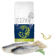 ICEPAW Adult Pure Dry Food 2kg