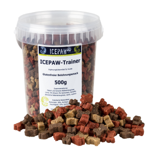 ICEPAW Leckerli Trainer 500g