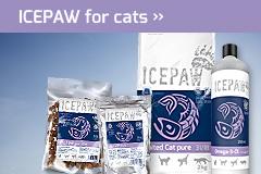 Icepaw f�r Katzen
